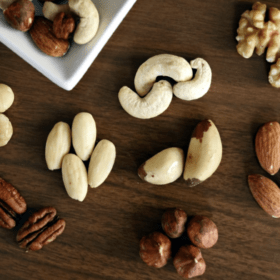 The top 5 healthful nuts | Mind And Body Nutrition
